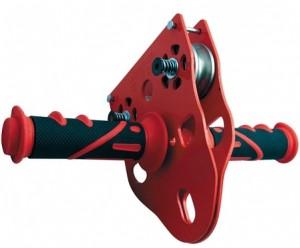 Fusion Climb Z-Max Trolley Red