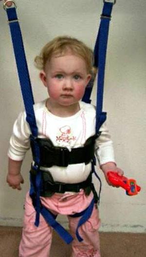 Treadmill Rehab Harness- Baby